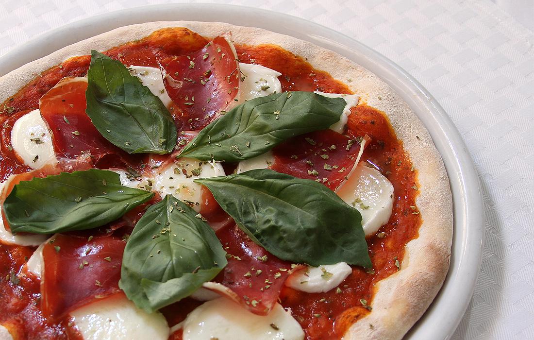 Pizza Gourmet Ibérica